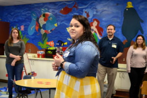Early Childhood Education class at Dunnellon High School