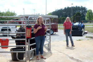 Dunnellon High School agritechnology